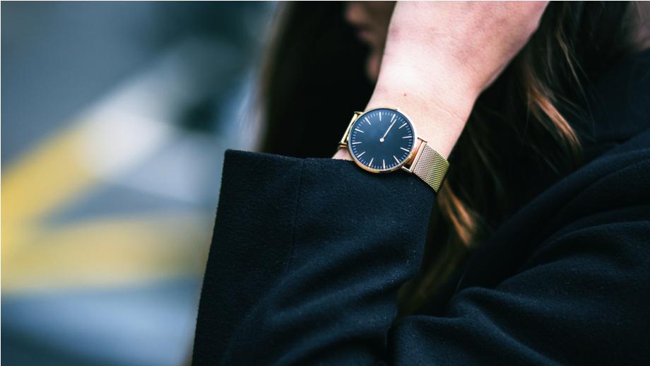 Zegarek dla minimalistki – 5 propozycji