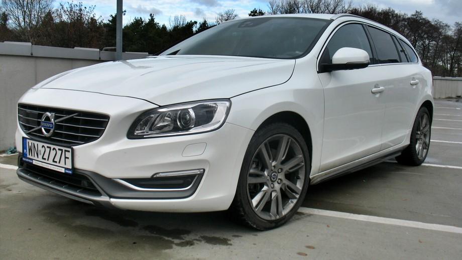 Używany: Volvo V60 D5 AWD 2013 – test i wrażenia z jazdy
