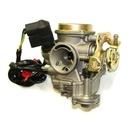 Tuning карбюратор 80cc motoway motowell zeta 50 4t