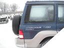 Hyundai galloper 5d dlugi стекло кузовная правая