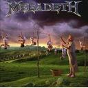 Megadeth Youthanasia CD