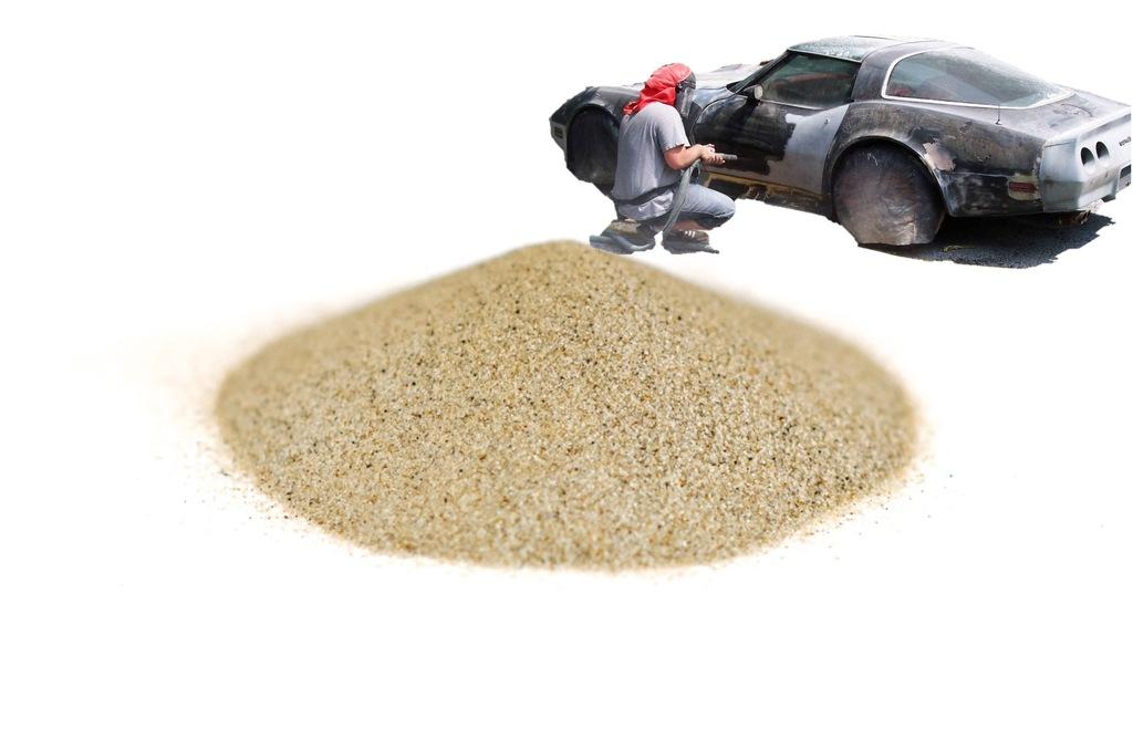Песок для пескоструя хабаровск