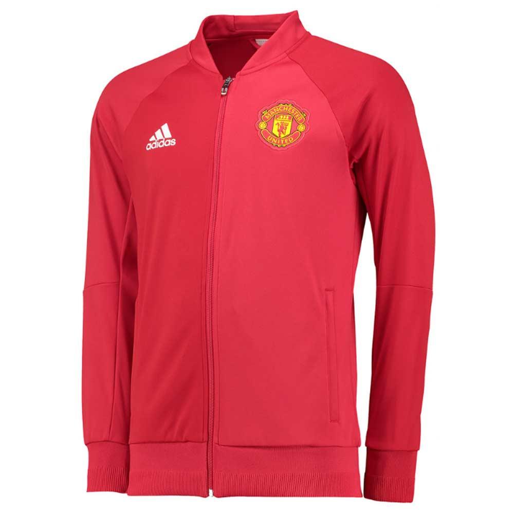 bluza z kapturem Manchester United Adidas (16 17) > bluzy
