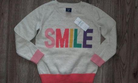 GAP 3-4 Sweterek sweter bluzka 92-98