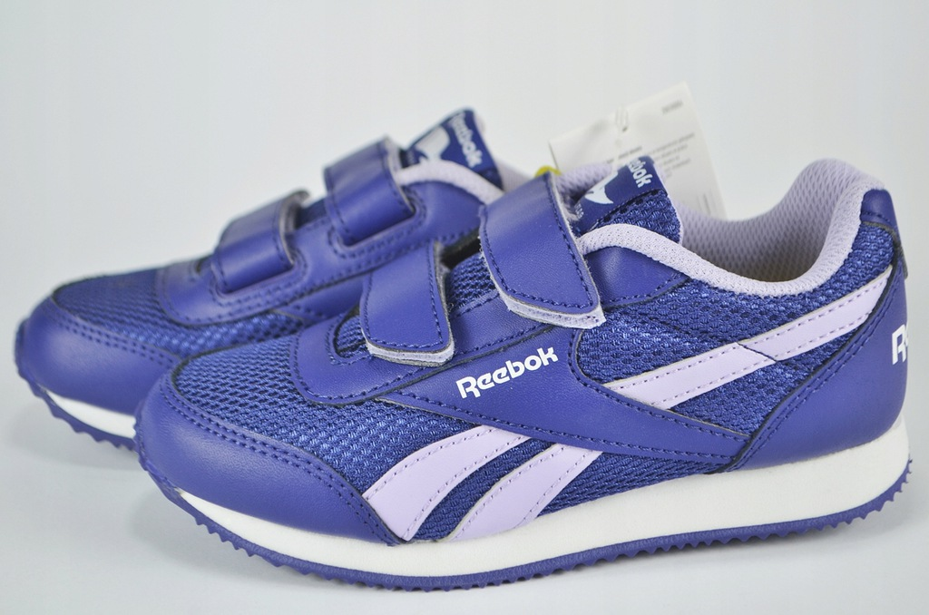 Buty dla Dzieci Reebok Royal CL Jog 2RS 2V r. 27