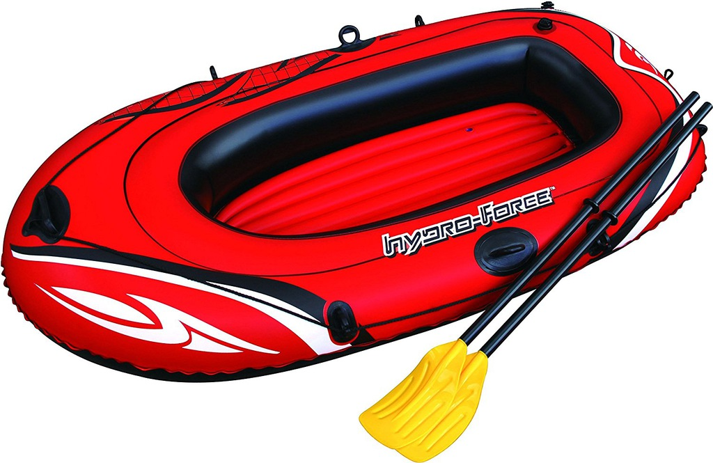 Ponton Bestway Hydro-Force Raft Set 188x98 CZ.OPIS