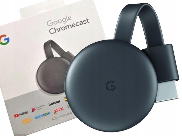 podłącz google chromecast f0rest swatanie