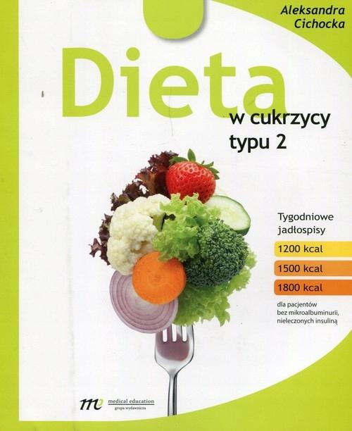 dieta w cukrzycy typu 2
