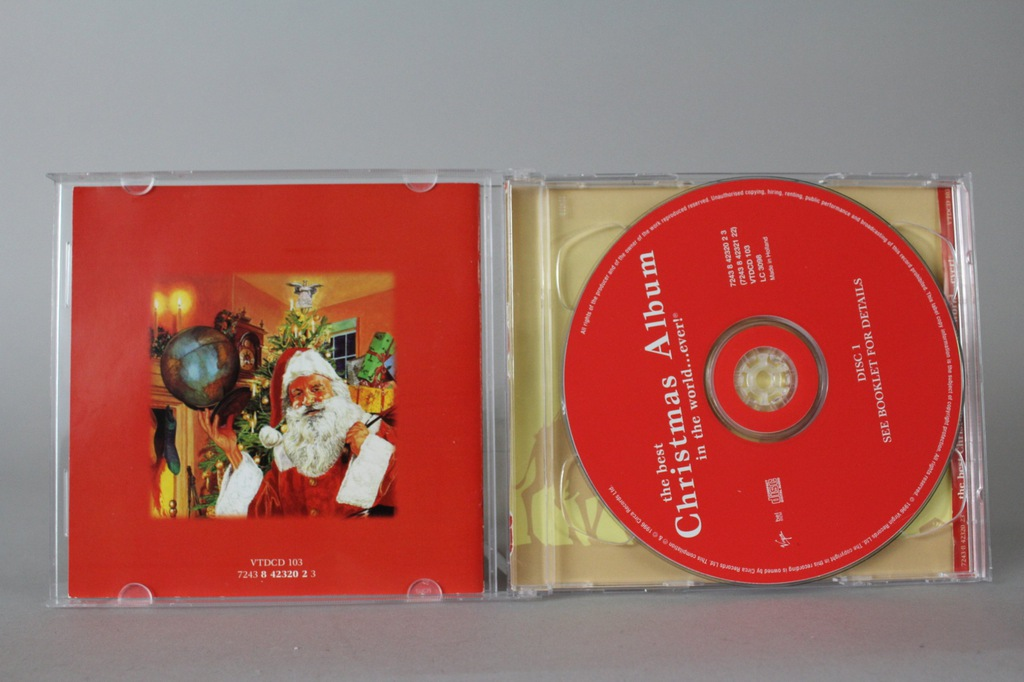The Best Christmas Album In The World...Ever! - 7159831501 - oficjalne archiwum Allegro