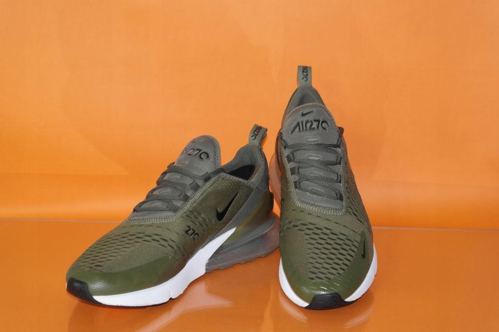 NIKE AIR MAX 270 Medium Olive buty sportowe r.43