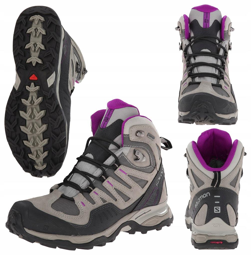 Salomon Conquest GTX buty trekking damskie 38