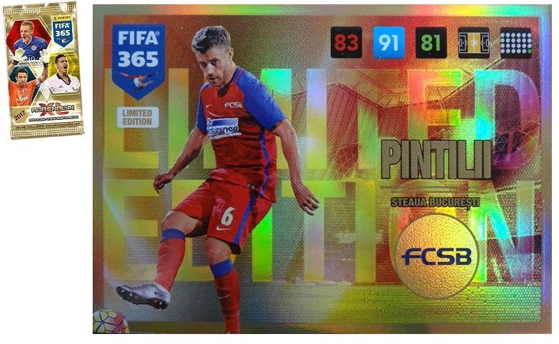 Fifa 365 2017 Karty Pilkarskie Limited Pintilii 6828757111 Oficjalne Archiwum Allegro