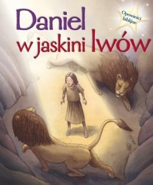 OPOWIEŚCI BIBLIJNE. DANIEL W JASKINI LWÓW - 7622854856 - oficjalne ...