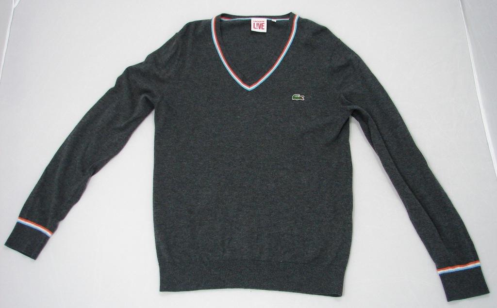 Sweter męski LACOSTE L!VE S