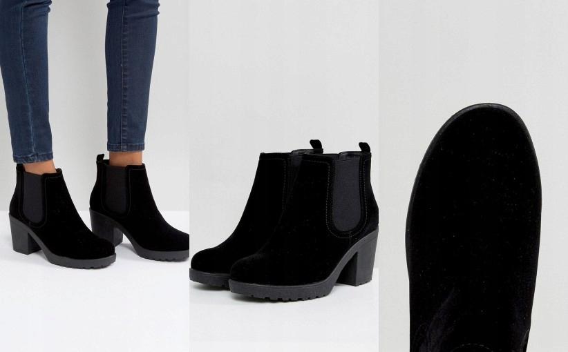 buty damskie na jesień zdjęcia