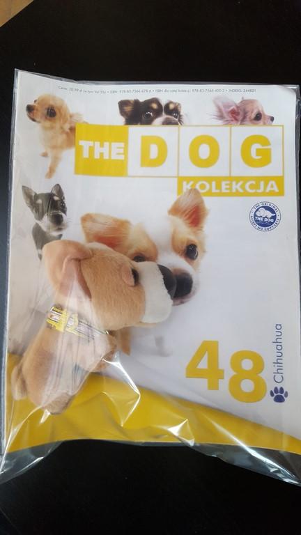 The Dog Kolekcja Piesek Gazetka The Dog Nr 48 7337550384 Oficjalne Archiwum Allegro