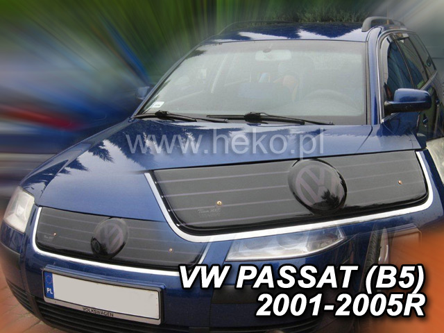OSŁONA ZIMOWA ATRAPY GRILLA VW PASSAT B5 FL 01-05