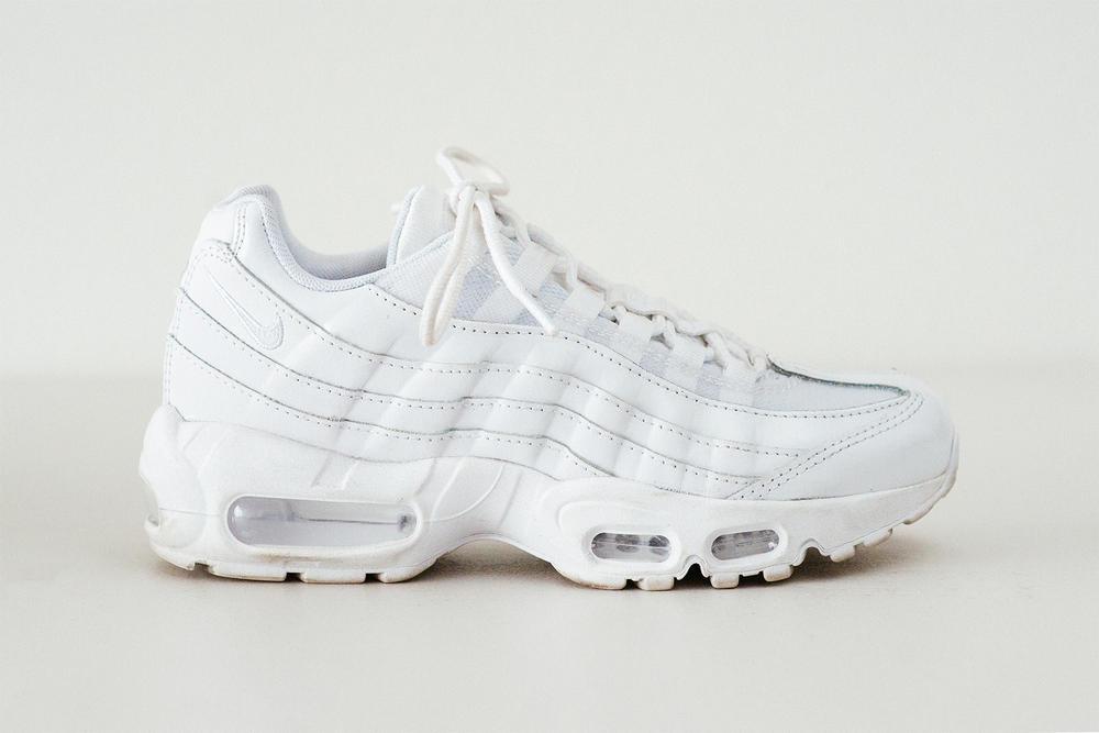 Buty Nike Air Max 95 Białe