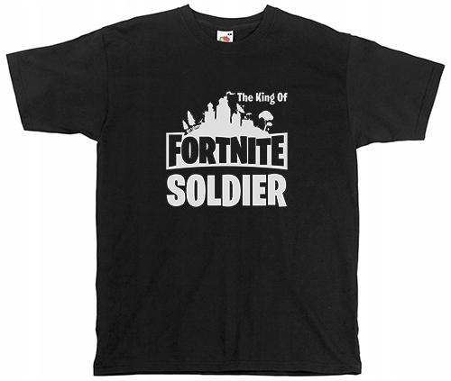 m M koszulka fortnite game gra dla gracza RÓŻNE