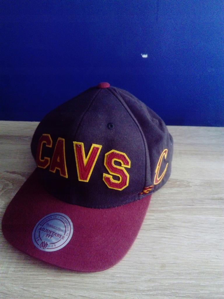 Czapka Cleveland Cavaliers NBA mitchell & ness 7572634869
