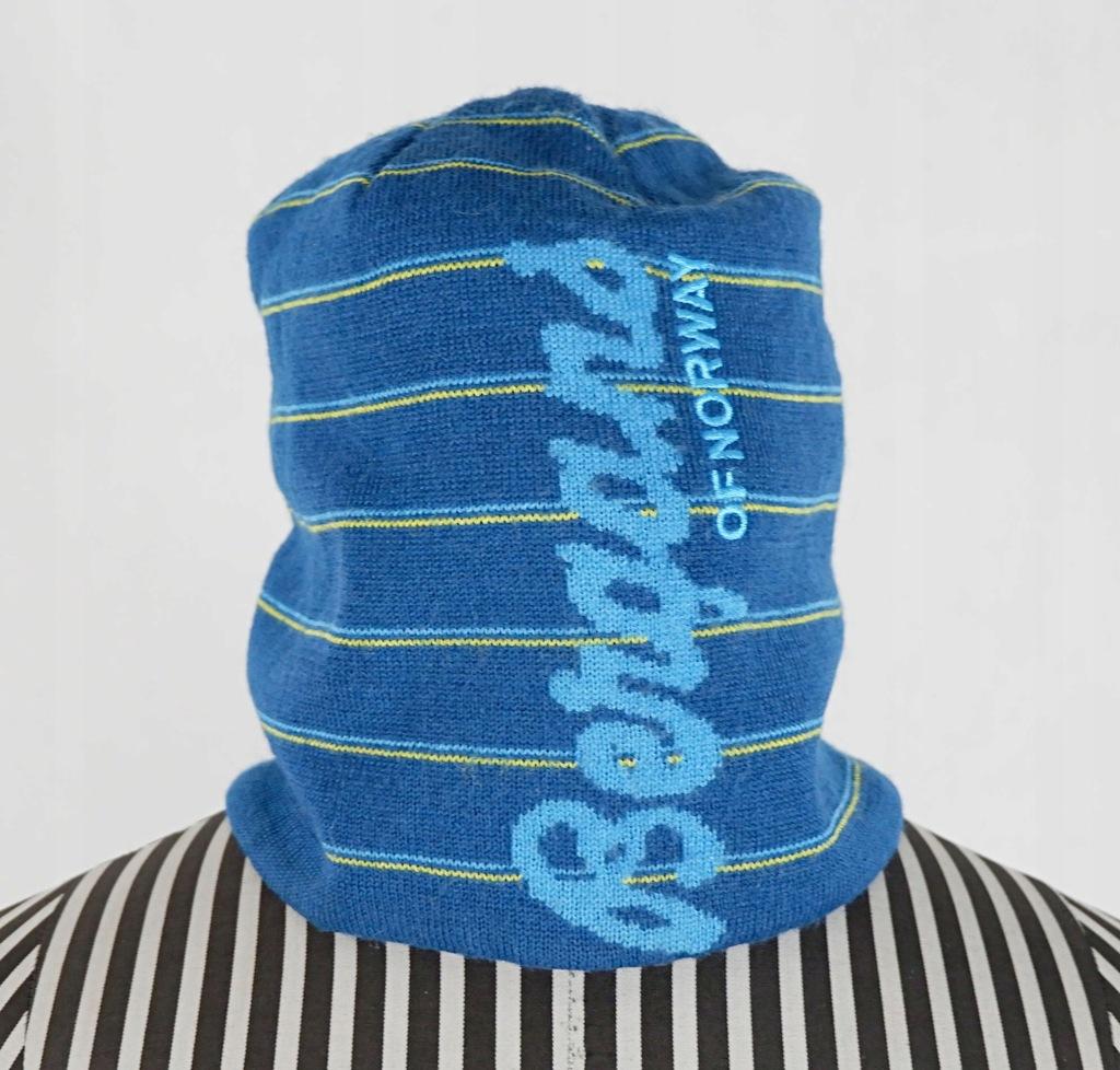 BERGANS 6250 Kuling Beanie czapka merino wool nowa