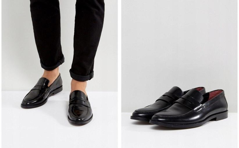 buty albert wsuwane męskie allegro