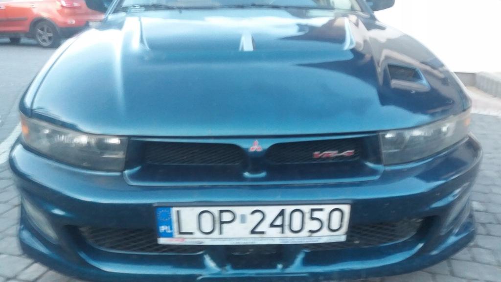Mitsubishi Galant Vr 4 7739824183 Oficjalne Archiwum Allegro
