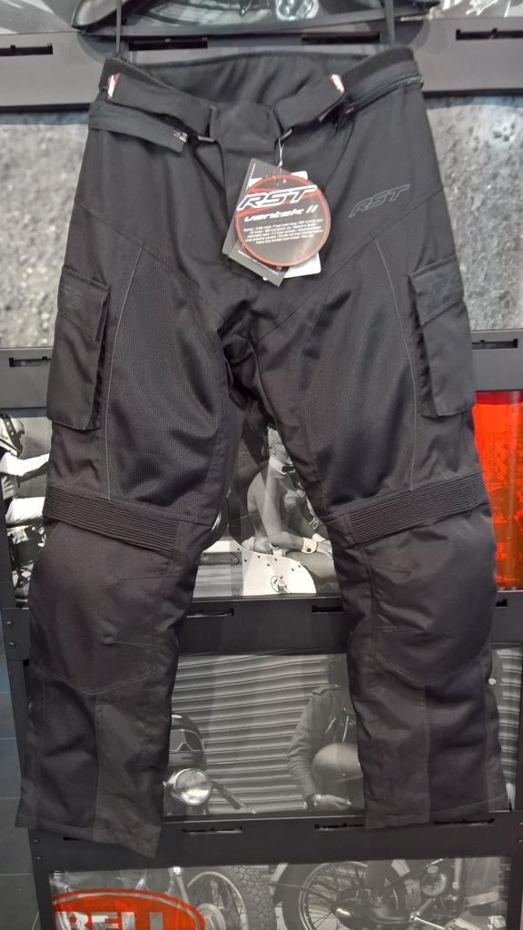 Spodnie tekstylne RST Ventek II Black roz. XXL