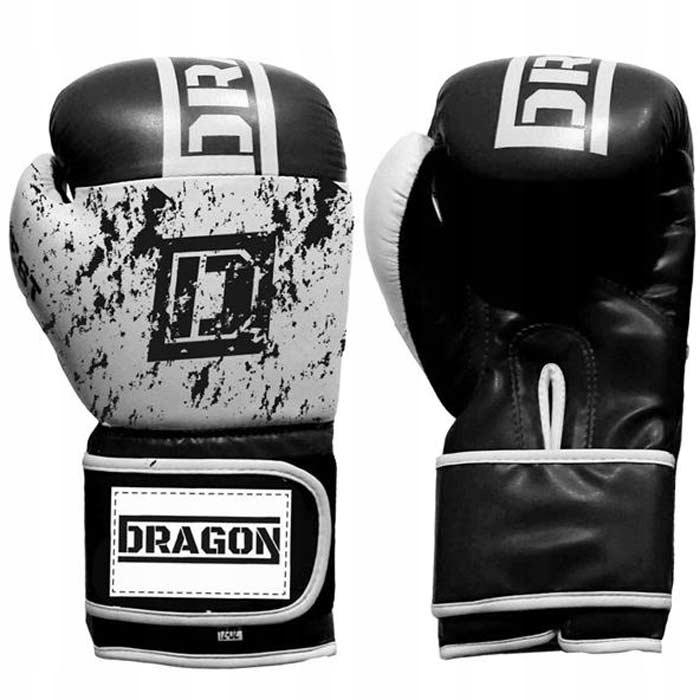 Dragon QUEST Rękawice Bokserskie Muay Thai _ 14oz