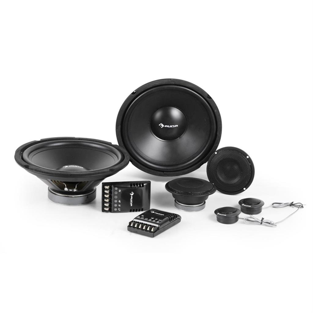 Głośniki samochodowe Auna CS Comp-12 Professional