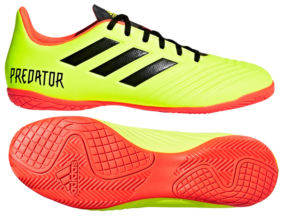Buty halowe adidas Predator Tango 18.4 IN Jr DB2337