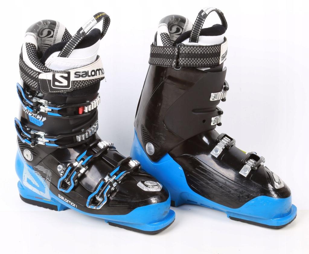 Buty narciarskie salomon impact 9 rozmiar 28 28,5 stan
