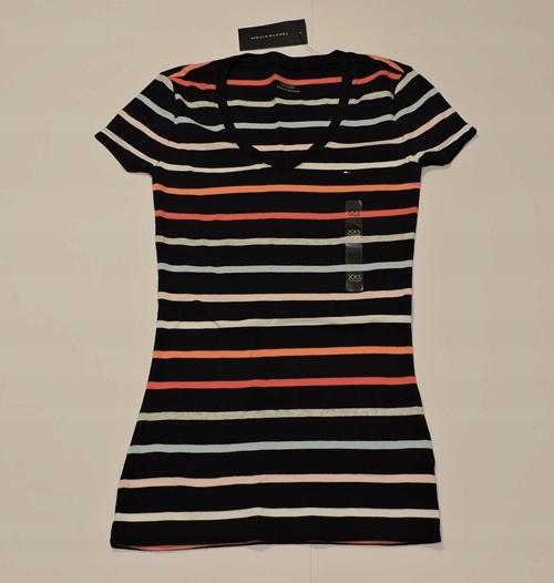 TOMMY HILFIGER koszulka T-shirt XXS