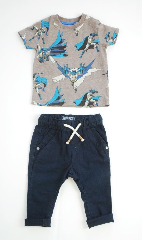 next* koMplet spodnie LEn batMan extra boY 68 idea