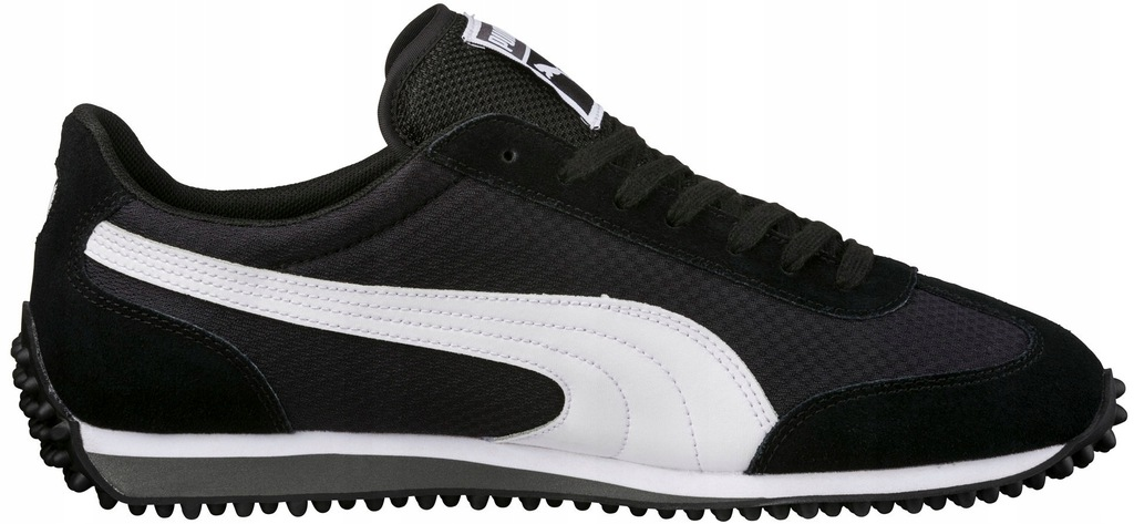 BUTY PUMA WHIRLWIND ROMA TRIMM SUEDE 363787 01 43
