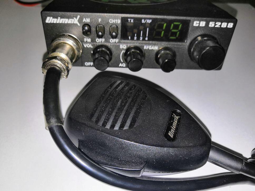 CB Radio Unimax CB 5288