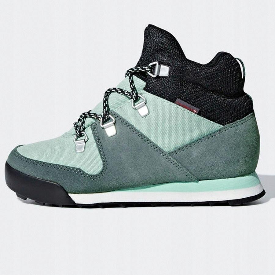 Buty adidas CW Snowpitch K AC7962 37 13 zielony