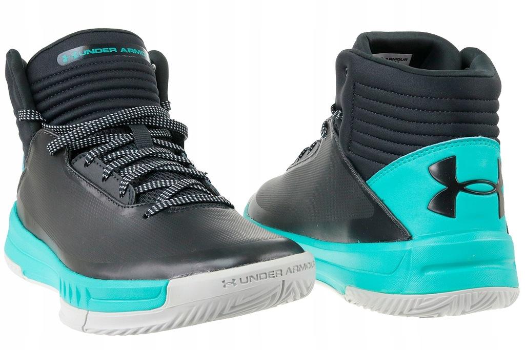Buty do koszykówki UA Lockdown 2 1303265 105