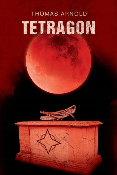 Tetragon - Thomas Arnold - z autografem/od Wydawcy