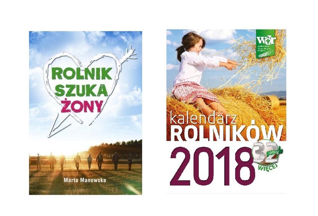 Kalendarz Rolnikow 2018 Rolnik Szuka Zony 7137731676 Oficjalne Archiwum Allegro