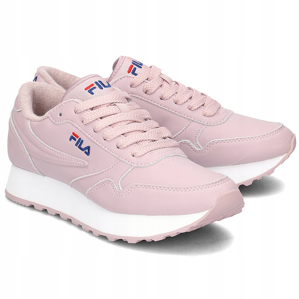 FILA Sneakersy Damskie Różowe R.37