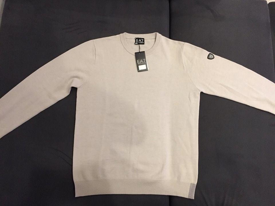 Sweter Emporio Armani XL