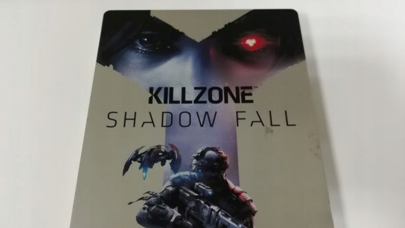 Killzone Shadow Fall Limited Edition 7797403520 Oficjalne Archiwum Allegro