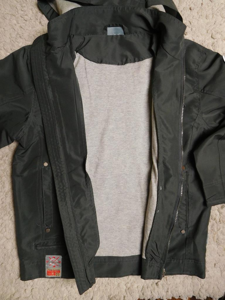 Męska, młodzieżowa kurtka wiosenno jesienna na 164 170