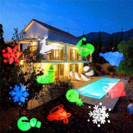Projektor Laserowy Swiateczny 7679839823 Oficjalne Archiwum Allegro