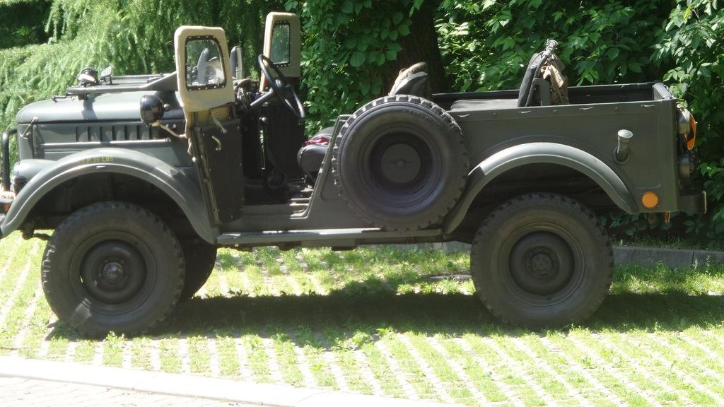 GAZ 69 ideał nie jeep willys