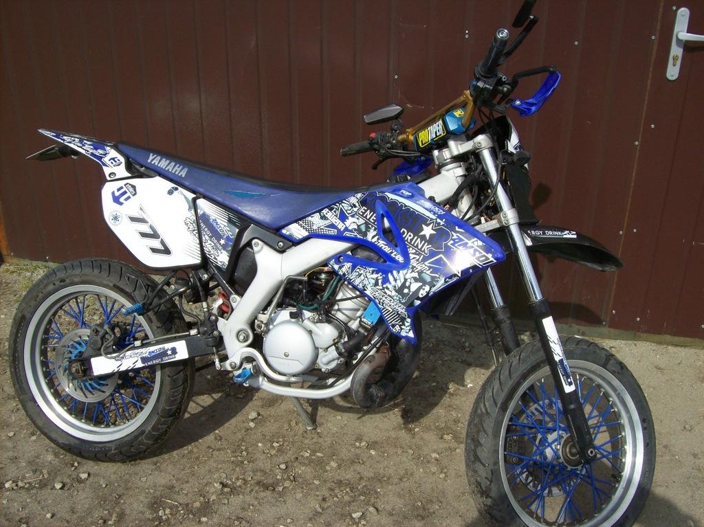 Yamaha Dt 50 Sm Rs Sr Tzr Senda 7368696644 Oficjalne Archiwum Allegro
