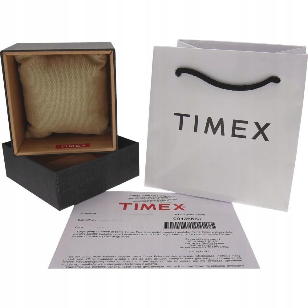zegarek timex t2n346 zatrzymuje się