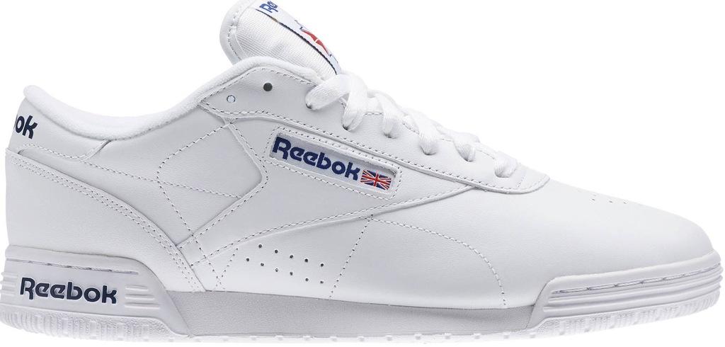 buty męskie reebok npc ii białe r 47