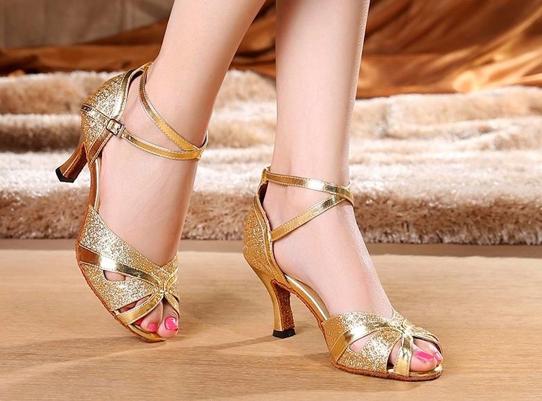 Buty taneczne ślubne, buty do tańca na wesele